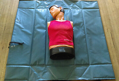 Adult Ambu Man BLS CPR TRAINING MANIKIN With Carrying Case