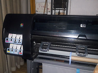 "HP Designjet Z6200 42"" Large Format Printer Plotter for Banners Q6651A"