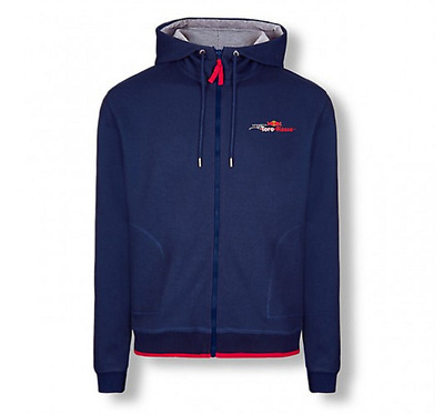 Scuderia Toro Rosso F1 Official Unisex Redline Zip Hoody - 2017 - Clearance