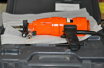 Weka DK12 Diamond Products Core Drill with new bits.New with case.
