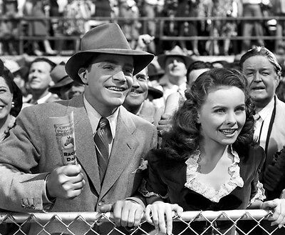 Jeanne Crain and Dana Andrews UNSIGNED photo - H7531 - State Fair