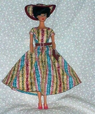 Handmade New Clothes Outfit For Vintage and Reproduction Barbie 4