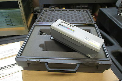 GMI Cosar 202 color densitometer with case, power supply, paperwork, excellent