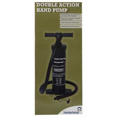 NEW Hinterland Double Action Hand Pump