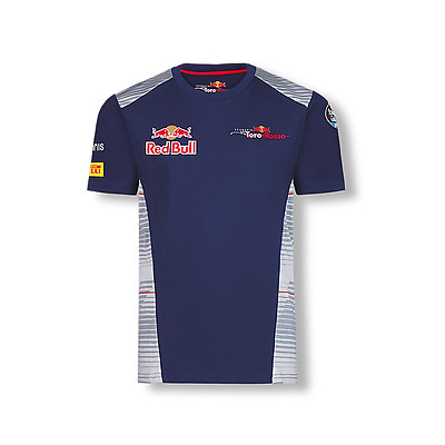 Scuderia Toro Rosso F1 Official Kids Teamline T-Shirt - 2017