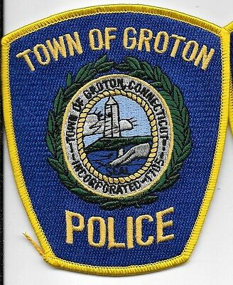 Groton Conn Ct Police Dept Lighthouse  Home Of Our Sub Base Gpd Pd