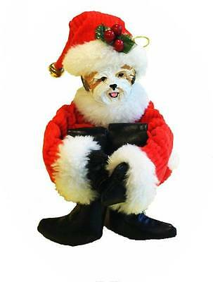 Sheltie Kringle Paws is a versatile and fun item for your Home or as a Gift