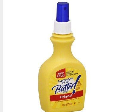 I Can't Believe it's Not Butter Spray 8 oz