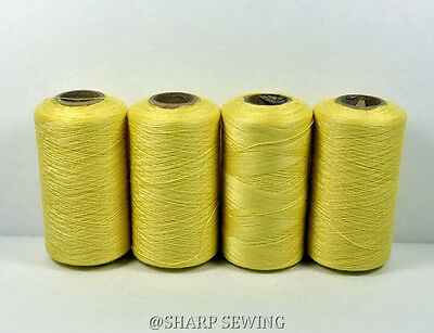 4tubes Spun Polyester Quilting Serger Sewing Thread#613