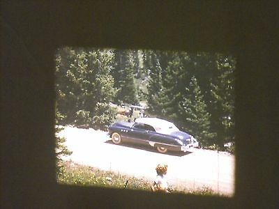 1940's 16Mm Color Silent Home Movie Film 400 Ft Reel Vacation, Family, Zoo, Cars