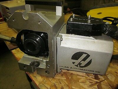 Haas HA5C Brushless Indexer w/Controller