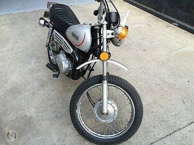 1978 Yamaha GT80 Fully Restored Motorcross Bike