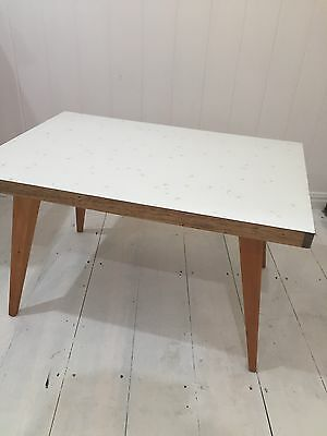 Coffee Table Side Table Vintage Retro