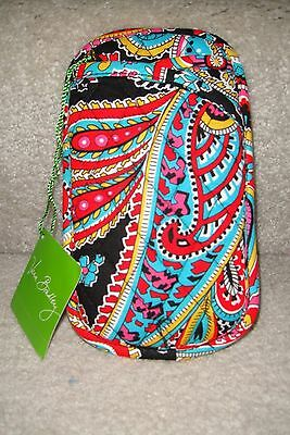 "Vera Bradley Double Eye Glass Case ""parsian Paisley"" Nwt!  Retired Pattern!  $22"