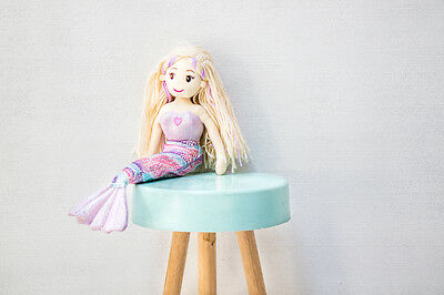 NEW 'Sirena' Mermaid Toy Doll