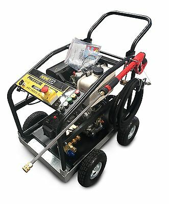 High Pressure / Power Washer Cleaner Mine Spec 3500Psi 10Hp Diesel