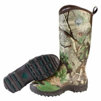 Muck Boots Muck Pursuit Snake Boot Realtree Apg Size 7 Psn-Rapg-7