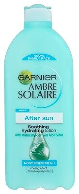 Garnier Ambre Solaire After Sun Skin Soother 400ml