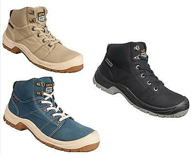 Safety Jogger Desert S1P SRC Safety Boot