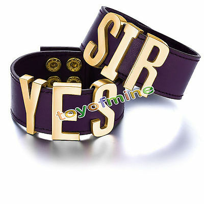 Harley Quinn Choker Suicide Squad YES SIR BRACELET Cosplay