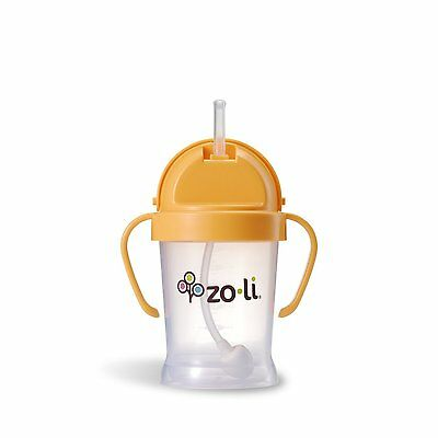 NEW ZoLi Bot (Orange) Sippy Cup - FREE SHIPPING