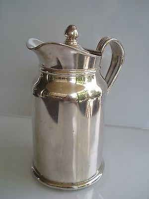 BEVERLY HILLS HOTEL  RARE THERMAL 1 Pint Coffee Pot   Reed and Barton VINTAGE