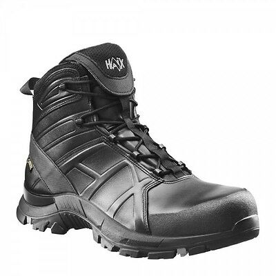 HAIX Black Eagle Safety 50 Mid Goretex Workwear S3 Boots Stiefel Gr. 44