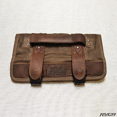 Tool Roll by Burly Brand®