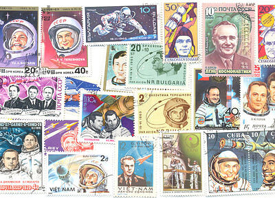 Spacemen and Women 100 all different collection
