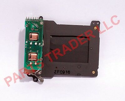 Canon EOS 1D 1Ds Mark II IIN Replacement Shutter Unit Assembly Part New Genuine