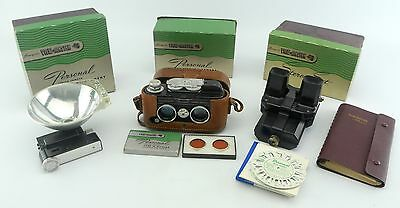 VIEW-MASTER Personal Stereo Camera Bundle - Excellent (rbVM)