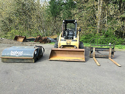 Caterpillar 246 Skid Steer - Original Owner