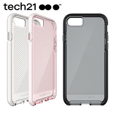 Tech21 Evo Check Protection Intelligent for iPhone 8/7 4.7 & 8 Plus/7 Plus 5.5