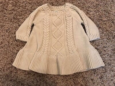 Baby Gap Girl 3-6 Month Sweater