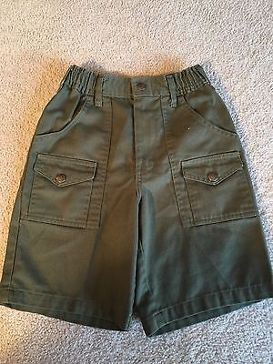 Boys Boy Scout Of America Official Shorts