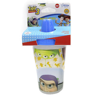 Toy Story Insulated Sippy Cup Toddler/Child Sip BPA Free Spill Proof 266ml/9oz