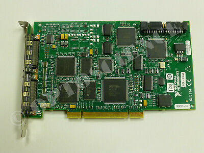 National Instruments PCI-7334 Motion Controller Card, 4-Axis Stepper, PCI-7330