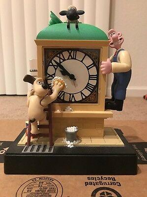Wallace And gromit Alarm Clock