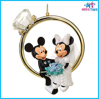 Disney Minnie and Mickey Mouse Ornament brand new