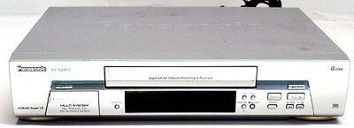 Panasonic NV-SJ400 Video Cassette Recorder VCR/VHS Player RS5