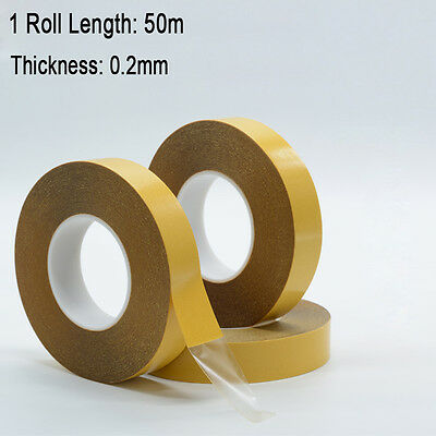 CROWN #7965 Double Sided PET Strong Adhesive Tape for Automotive Electronic Cell
