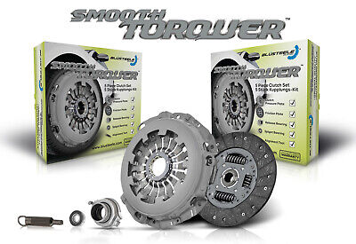Blusteele Clutch Kit for Mercedes Benz 1422 Series 1422 1/1984-10/1988 with PTO
