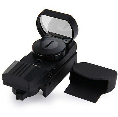 11mm Holographic Reflex Hunting 1 x 22 x 33 Dot Sight Red Green Scope