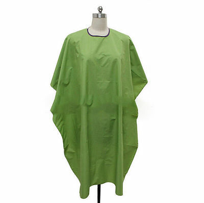 Hairdressing Cloth Chic Barbers Cut Cape Adult Gown Waterproof Adult Hair Style