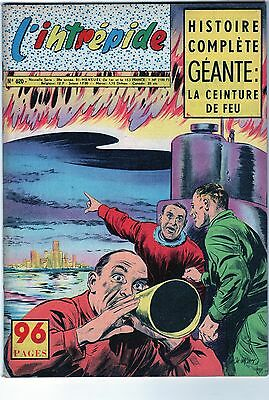 magazine l'intrépide 28° année N°620 le 15-04-1962-photo de anton geesink -