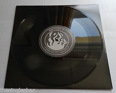 "Antisect - 4 Minutes Past Midnight 2011 Gig Only 10"" Single Ltd to 600 copies"