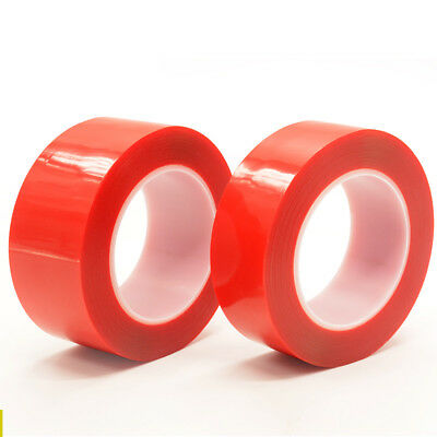 Double-side Transparent Acrylic Super Adhesive Glue Tape - 0.2 0.5 1mm Thickness