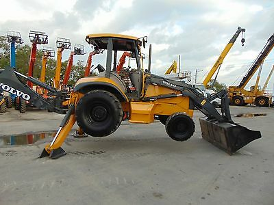 2012 Volvo Bl-60 4Wd Backhoe - Serviced And Work Ready - 4X4