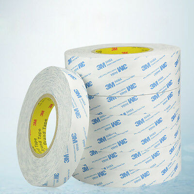 3M #9448A Double Sided Super Sticky Adhesive Tape - PC PDA LCD Cell Phone Repair