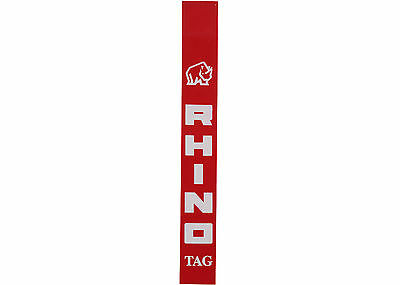 Tag Belt Red